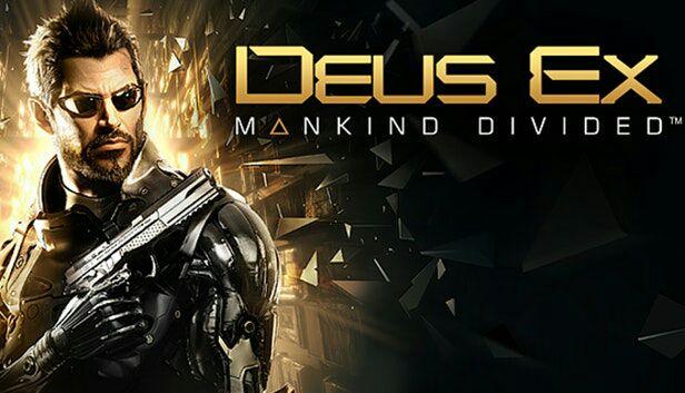 Deus Ex : Mankind Divided (Dématérialisé)