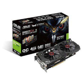 Carte graphique Nvidia Geforce GTX 970 Asus Strix - 4 Go + WITCHER 3 offert