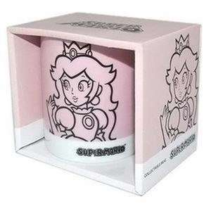 Sélection de mugs en promotion - Ex : Nintendo Princess Peach 2D - 33 cl