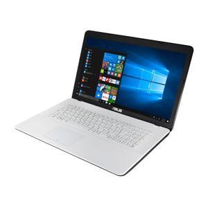"""[Cdiscount à Volonté] PC portable 17.3"""" HD+ Asus F751NA-TY018T - N4200, 4 Go de RAM, 1 To"""