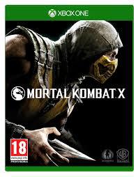 Jeu (dématérialisé) Mortal Kombat X sur xbox one