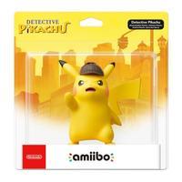 Amiibo XL Detective Pikachu