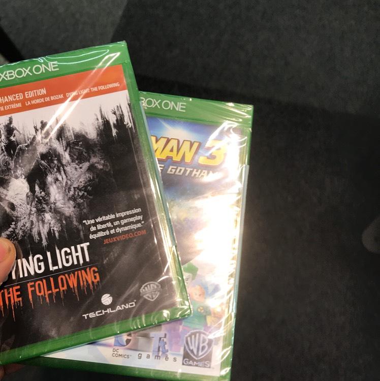 Sélection de jeux en promotion - Ex : Jeu Dying light sur Xbox One - Fnac La Croix blanche (91)