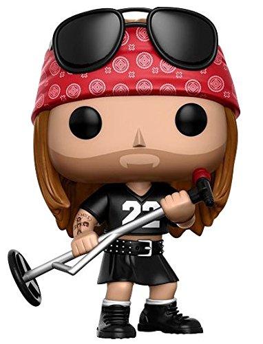 [Prime] Figurine Funko Pop! Guns N' Roses - Axl Rose