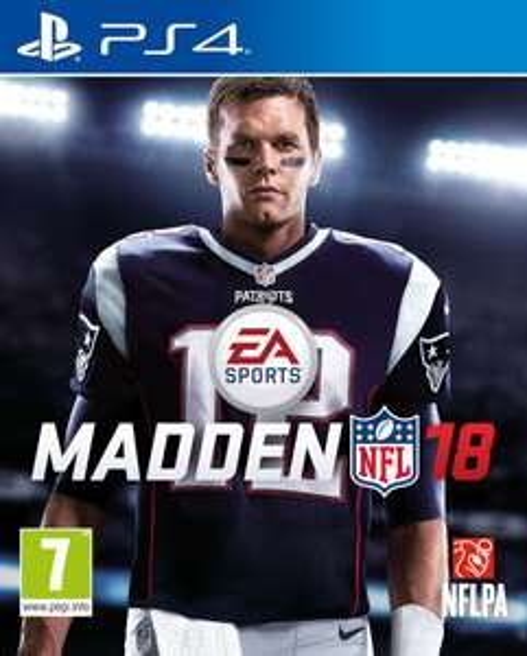 Jeu Madden NFL 18 sur PS4