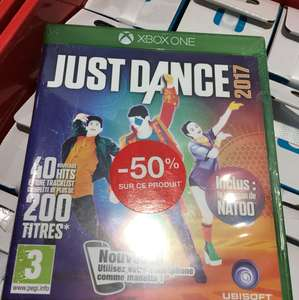 Just Dance 2017 sur Xbox One à la Fnac Montpellier (34)
