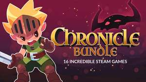 Chronicle Bundle: 6 jeux sur PC dont Evoland, Finding Teddy, Kill The Bad Guy...(Dématérialisés - Steam) à partir de 1€