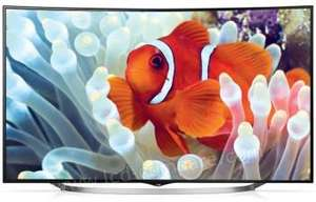 "TV incurvé 65"" LG 65UC970 - 4K - 3D"