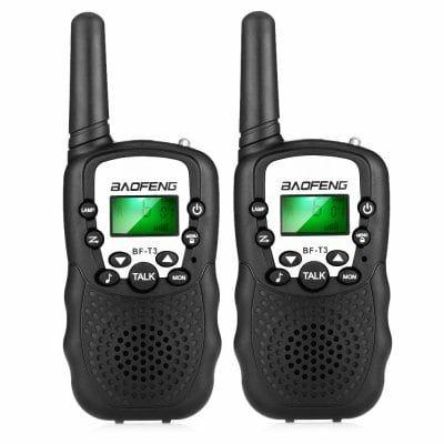 Talkie-walkie Baofeng BF - Lot de 2