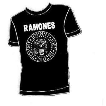 Sélection de T-Shirts Vintage en Promotion - Ex: Ramones (XL)