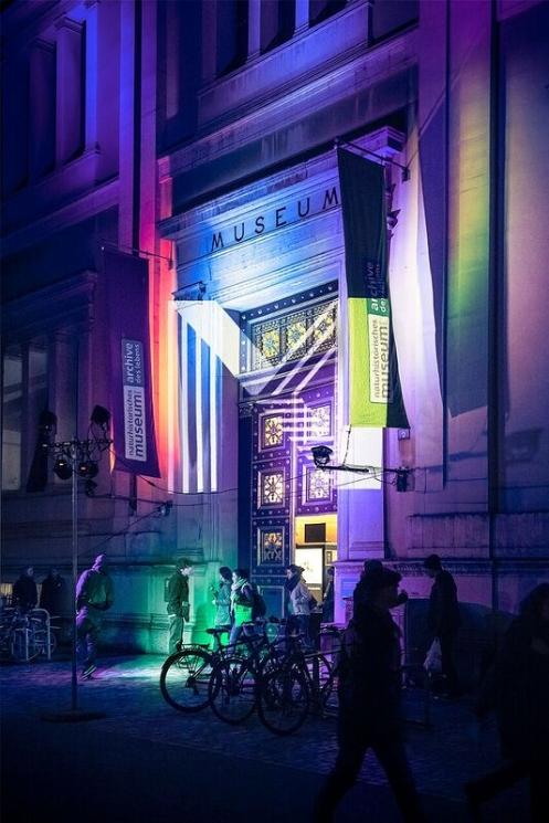 Nuit des musées bâlois 2018: Accès à tous les musées avec un seul billet (Frontaliers Suisse)