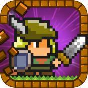 Jeu Buff Knight gratuit sur iOS (au lieu de 0.99€)