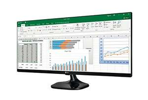 "Écran PC 25"" LG 25UM58-P - ultra-wide, 2560x1080, LCD IPS, 5 ms"