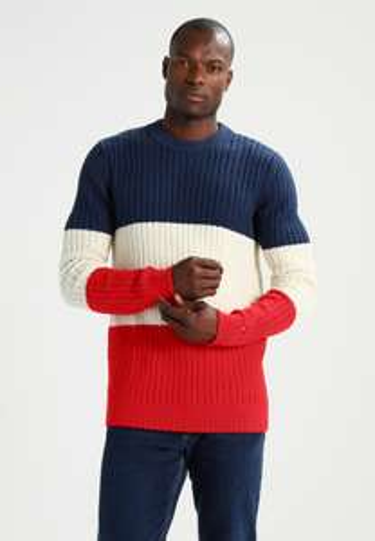 Pullover Hilfiger Denim Tri Cable - Tailles M, L, XL