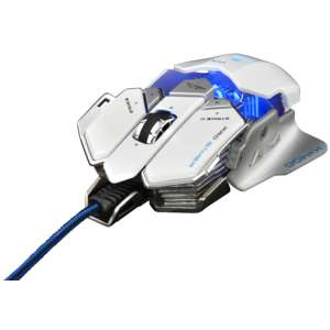 Souris The G-Lab-Kult 400 - Blanche
