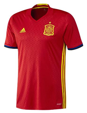 Maillot equipe de Espagne Homme