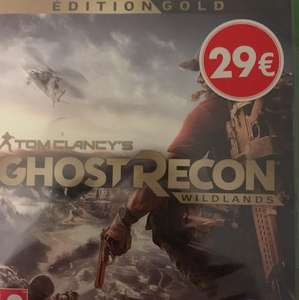 Tom Clancy's Ghost Recon Wildlands - Édition Gold sur PC ou Xbox one - Mont-Saint-Aignan (76)