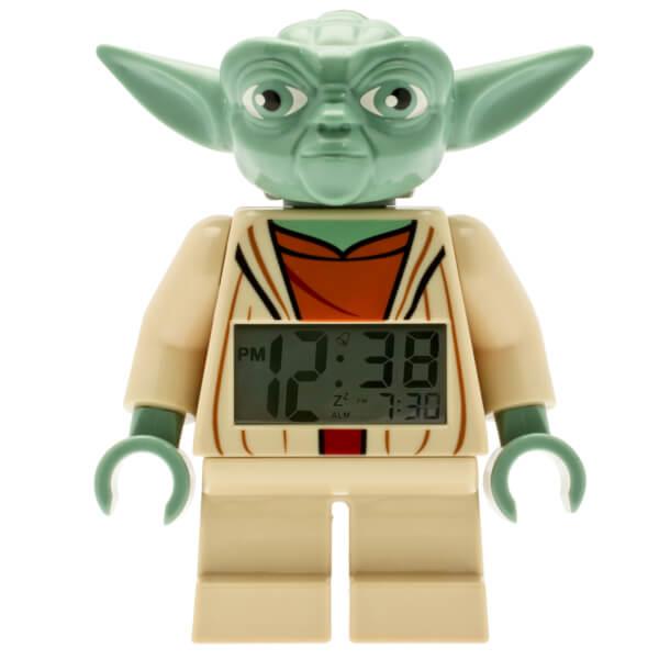 Figurine réveil Lego Maître Yoda (9003080)