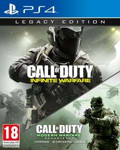 Call of Duty: Infinite Warfare - Édition Legacy sur PS4
