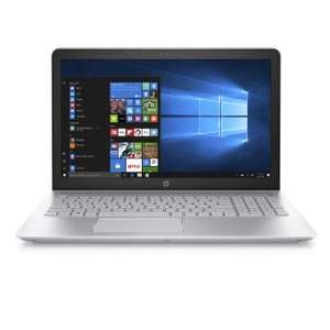 "PC portable 15.6"" full HD HP Pavilion 15-cc507nf - i7-7500U, GeForce 940MX, 12 Go de RAM, 1 To + 128 Go en SSD"