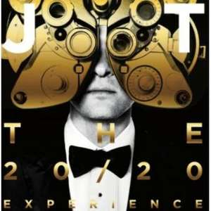 Vinyle Justin Timberlake - The 20/20 Experience: 2 of 2