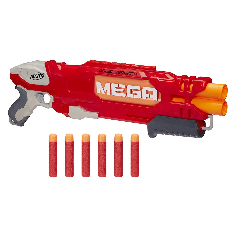 [Prime] Pistolet à fléchettes Nerf Mega Double Breach