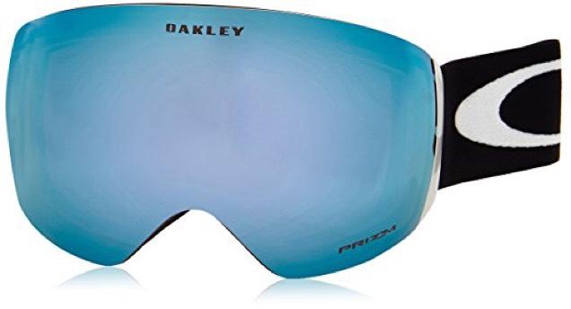Masque de ski Oakley Flight Deck Prizm - noir