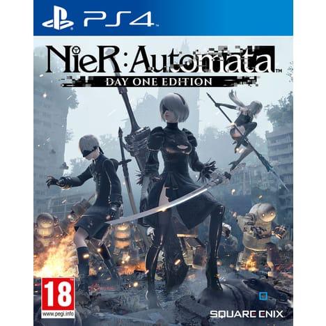 Jeu NieR : Automata sur PS4 - Edition Day One