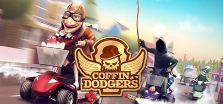Clé pour la Version Alpha de Coffin Dodgers sur PC (dématérialisé - Steam)