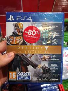 Destiny La Collection sur PS4 - Lyon Part Dieu (69)
