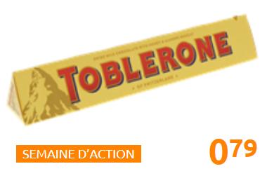 Tablette Toblerone - 100g