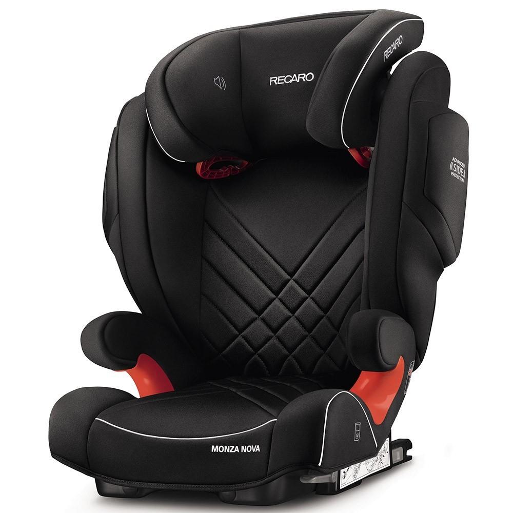 Siege auto Recaro Monza Nova 2 Seatfix Performance Black
