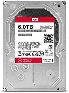 "Disque dur 3.5"" Western Digital Red Pro - 6 To"