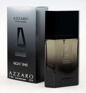 Eau de Toilette Azzaro Pour Homme Night Time 100 mL