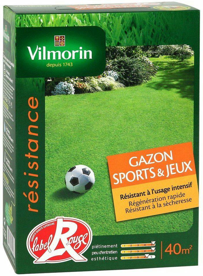 [Prime] Gazon Vilmorin Sports et Jeux - 1 kg