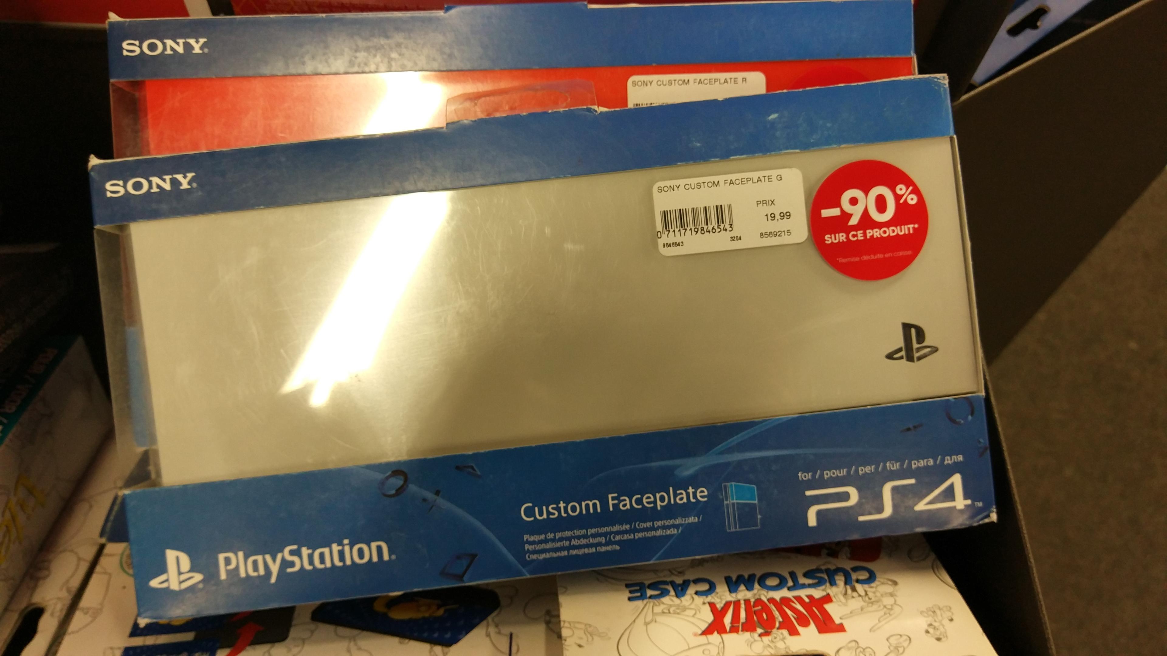 Custom Faceplate pour PS4 - Villebon-Sur-Yvette (91)