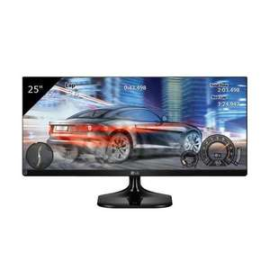 """Écran PC 25"""" LG 25UM58-P - ultra-wide, 2560x1080, LCD IPS, 5 ms (vendeur tiers)"""