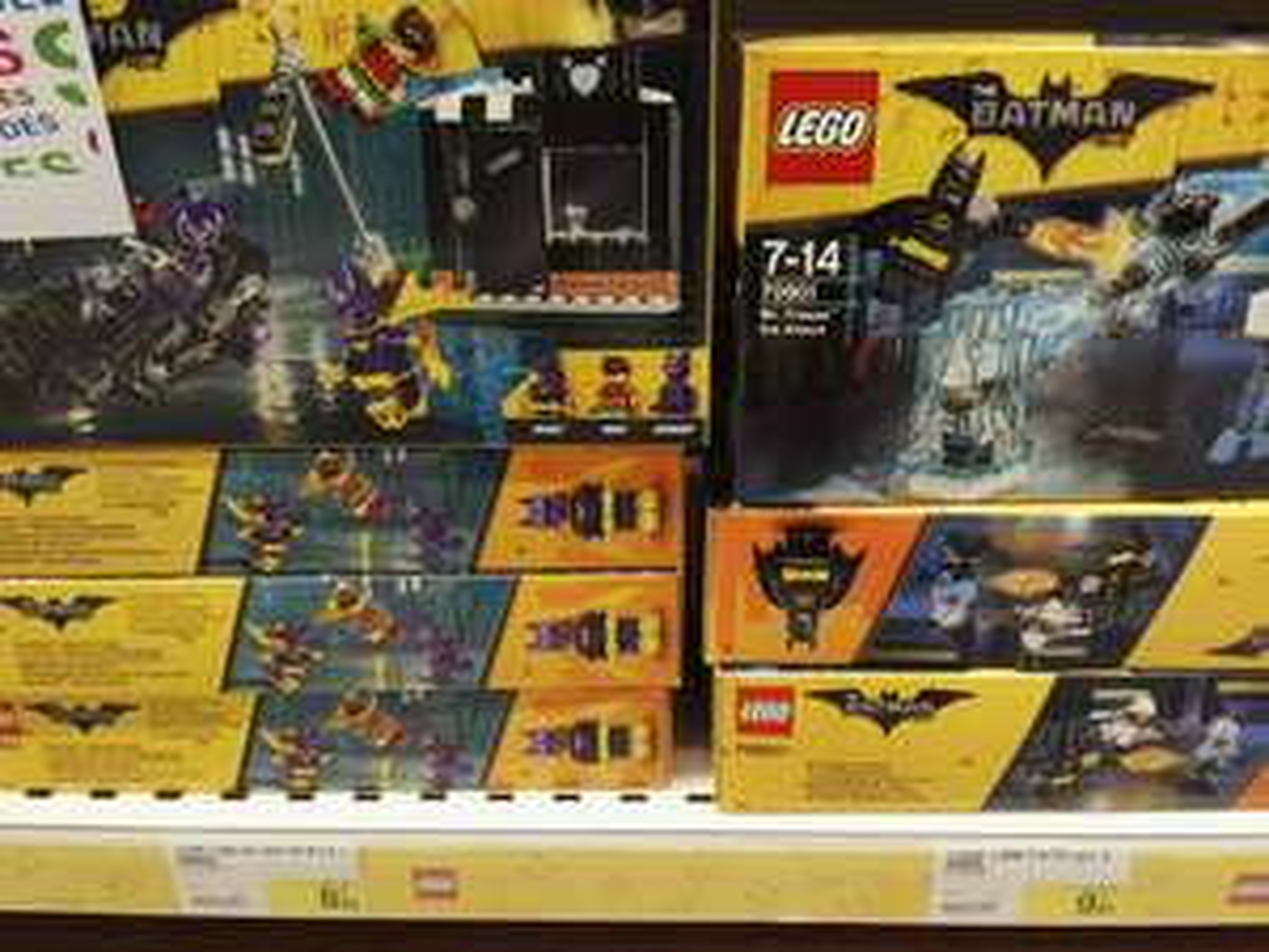 Sélection de Sets Lego Batman à 50% - (ex: 70901 à 9,85€ ou 70902 à 8,85€) - Conflans en Jarnisy (54)
