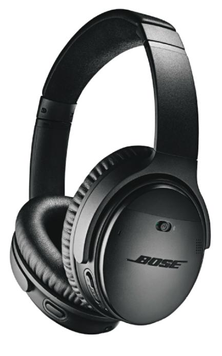 Casque Audio sans-fil Bose QuietComfort 35 - Bluetooth / NFC (Frontaliers Allemagne)