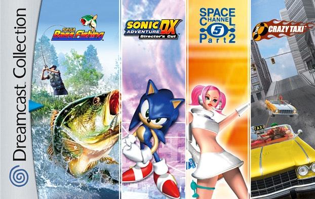 Pack Dreamcast Collection sur PC (Dématérialisé, Steam)