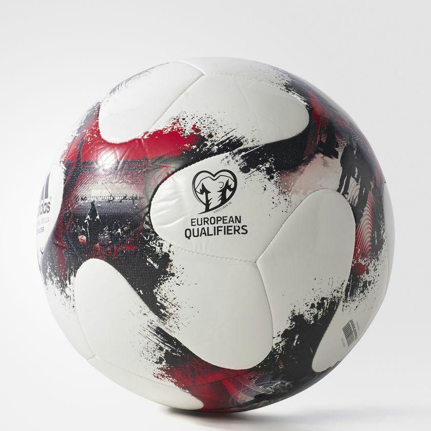 Ballon de football Adidas European Qualifiers
