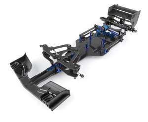 Chassis voiture RC 1/10 F1 associated RC10F6