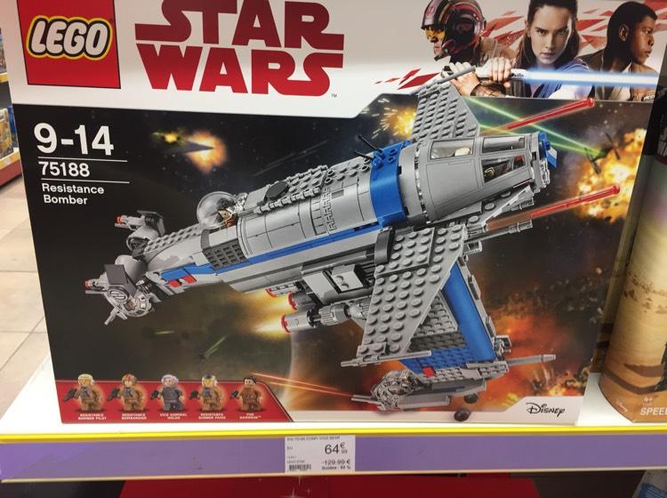 Jeu de construction Lego Star Wars 75188 - King jouet Creusot (71)