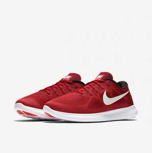 Chaussures Nike Free RN 2017 - Rouge