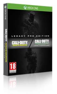 Jeu Call of Duty Infinite Warfare  sur Xbox One - Edition Legacy Pro