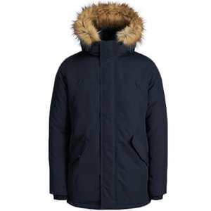 Parka Jack & Jones (avec 5.50€ en Ticket Leclerc)