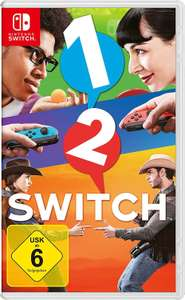1-2-Switch sur Nintendo Switch