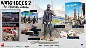 Watch Dogs 2 San Francisco Edition sur PS4