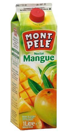 Lot de 3 Nectars Mangue Mont-Pelé (3*1L)