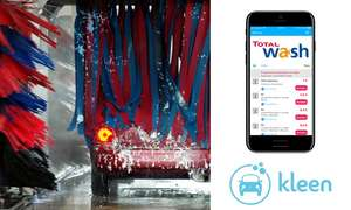 30€ de lavage auto pour 15€ chez Kleen